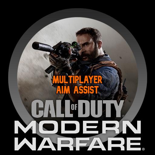 call of duty modern warfare aim assist
